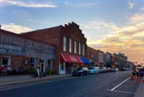 Downtown Culpeper, VA