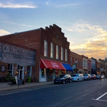 Downtown Culpeper, VA
