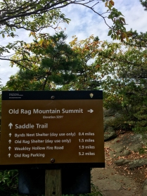Sign at the summit!