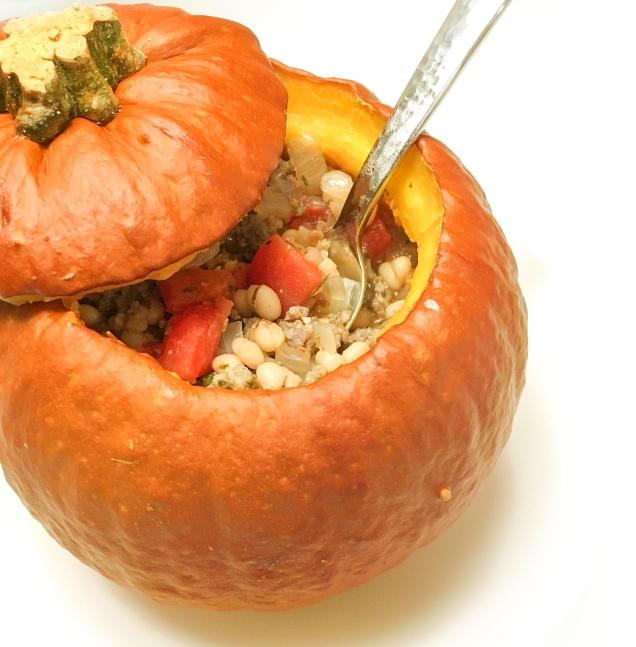 Pumpkin Stew!