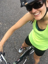 Biking!