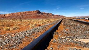 Tracks for the Potash Train