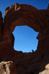 Matt in Double Arch