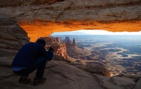 Mesa Arch (Canyonlands)
